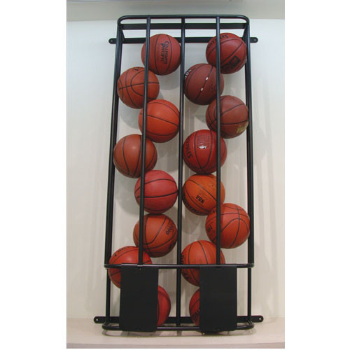 Wall Mounted Ball Locker - Double