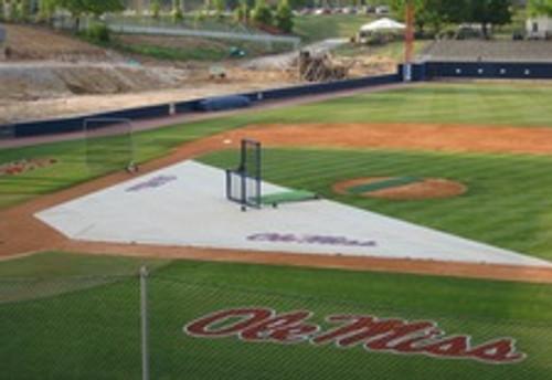 Baseball Field Covers15'x18'x48' Infield Protector