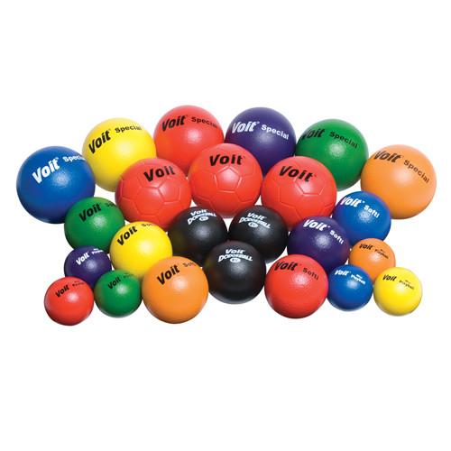Voit Tuff Foam Ball Package