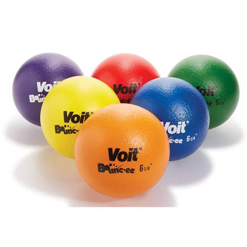 Bouncee Foam Balls 6.25""