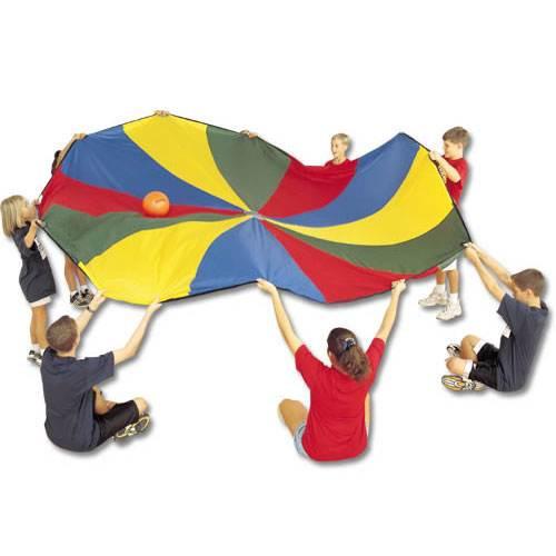 35' Parachute w/28 Handles
