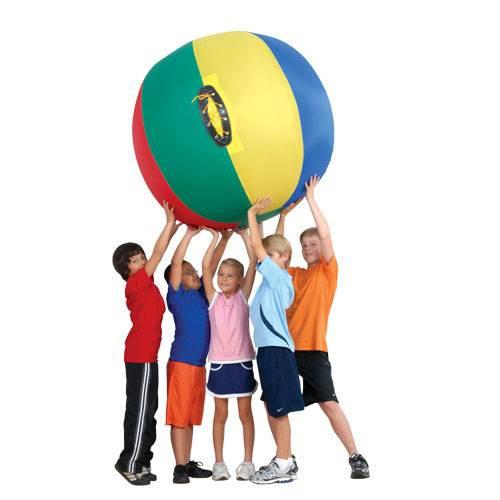 "Nylon Cageball - Complete 72"""