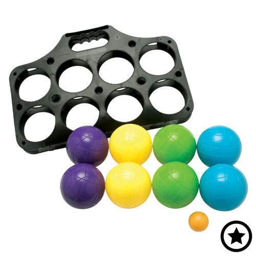 GameCraft Economy Bocce Set