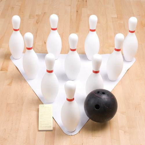 GameCraft® Lightweight Bowling Set