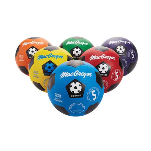 MacGregor Multicolor Soccerballs1