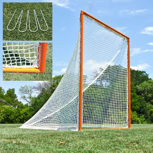 Official Size Lacrosse Practice Goal