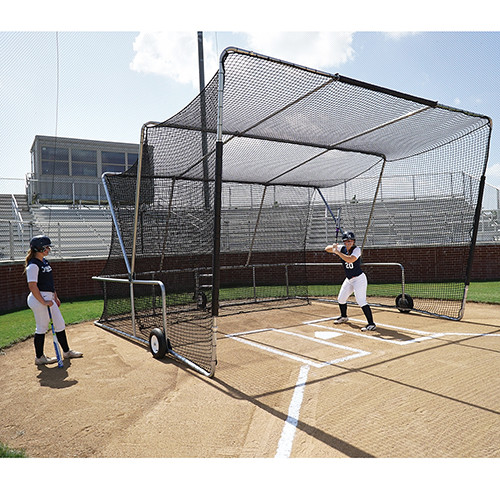 Foldable, Portable Batting Cage