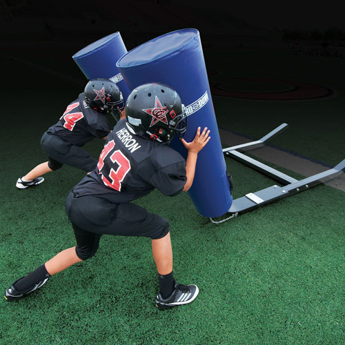 Pro Down Youth Blocking Sleds
