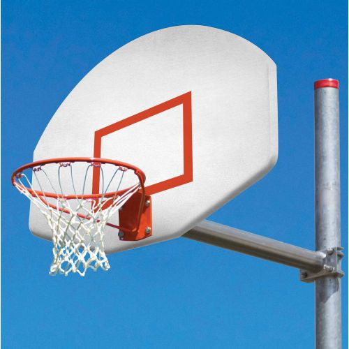 Outdoor Vertical Basketball System