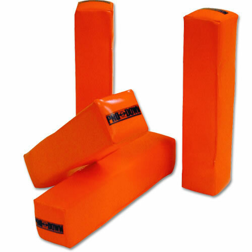 Football Weighted Anchorless Pylons