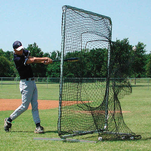 Baseball Collegiate Sock Net and Frame Protector Screen