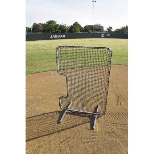 C-Shaped Softball Pitchers Protector Net