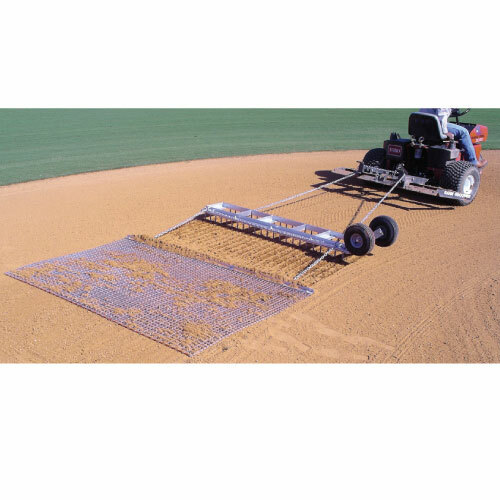 Baseball Daimond Digger Field Groomer and Drag Mat