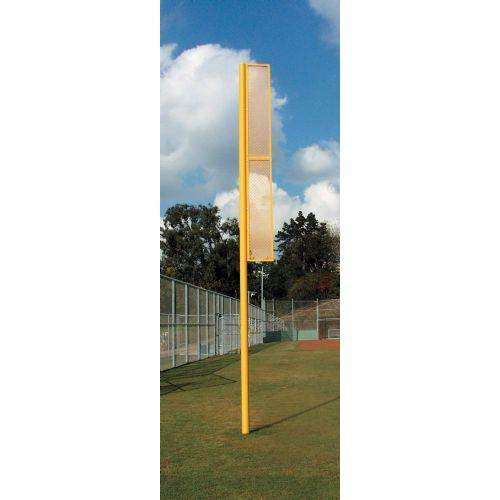 Professional 12' Foul Pole