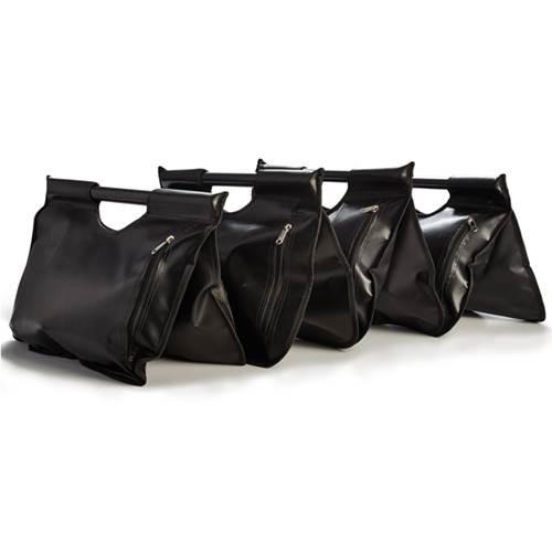 Sand bags for soccer goals