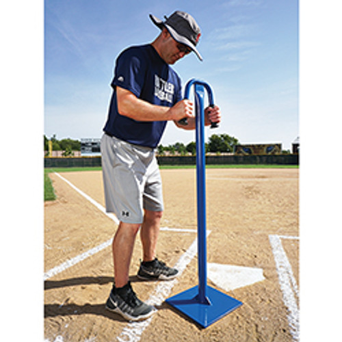 Tamper for baseball fields