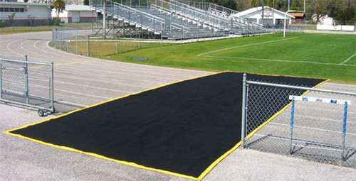 Cross Over Track Protector