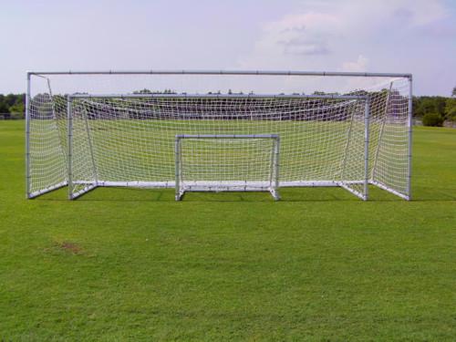 Pevo soccer goals 6.5x12'