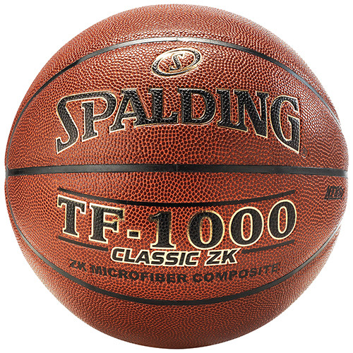 Spalding TF-1000 Classic ZK Indoor Official Basketball