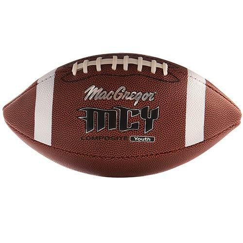 MacGregor MC Composite Football - Youth, 12-14