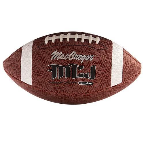 MacGregor MC Composite Football - Junior, 9-12