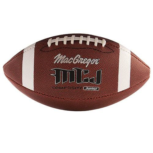 MacGregor MC Composite Football - Junior, 9-12