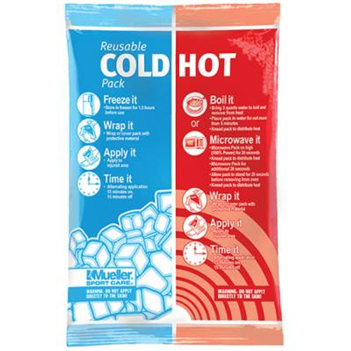 "Mueller COLD/HOT REUSABLE 6"" X 9"" (12 PKS/CS)"