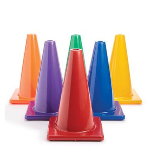 Color My Class® Game Cones