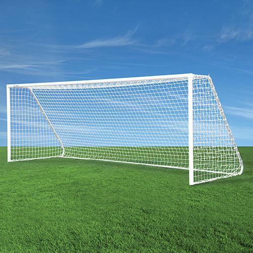 """JayPro 3"""" round 6.5x18.5 club soccer goals"""