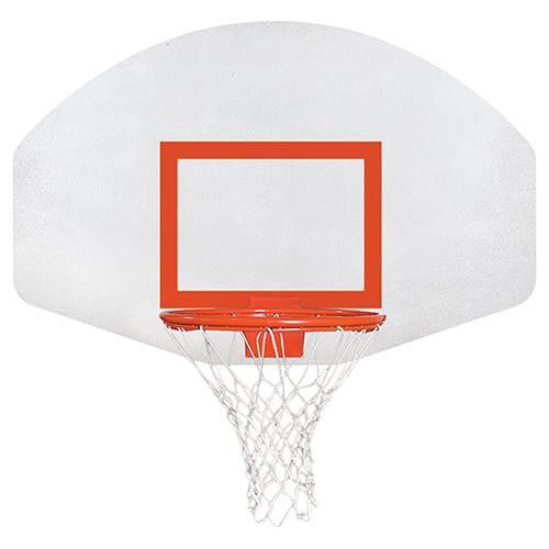 Aluminum Fan Basketball Backboard