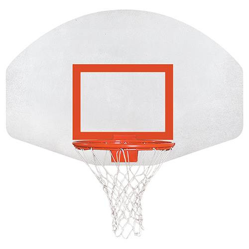Aluminum Fan Basketball Backboard