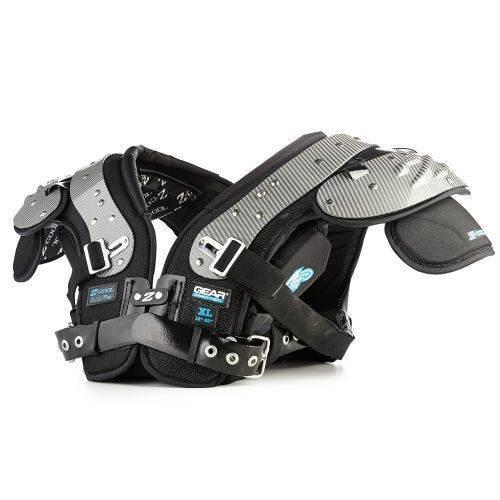 Gear Pro-Tec Adult Z-Cool OL/DLShoulder Pads-1