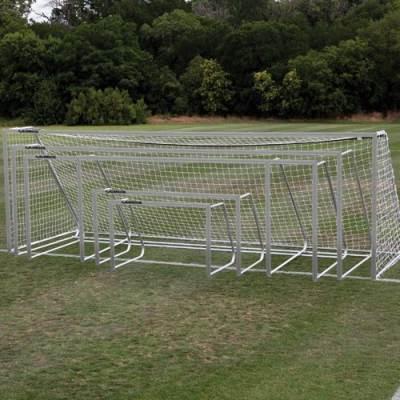 Soccer Goals (8'x24') Alumagoal 3