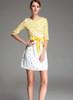 Buttercup Floral Print Shift Maternity Dress
