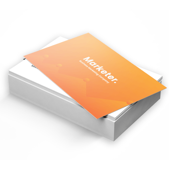 Make a great first impression with business cards. Our 14pt matte finish business cards offer a smooth, elegant look.