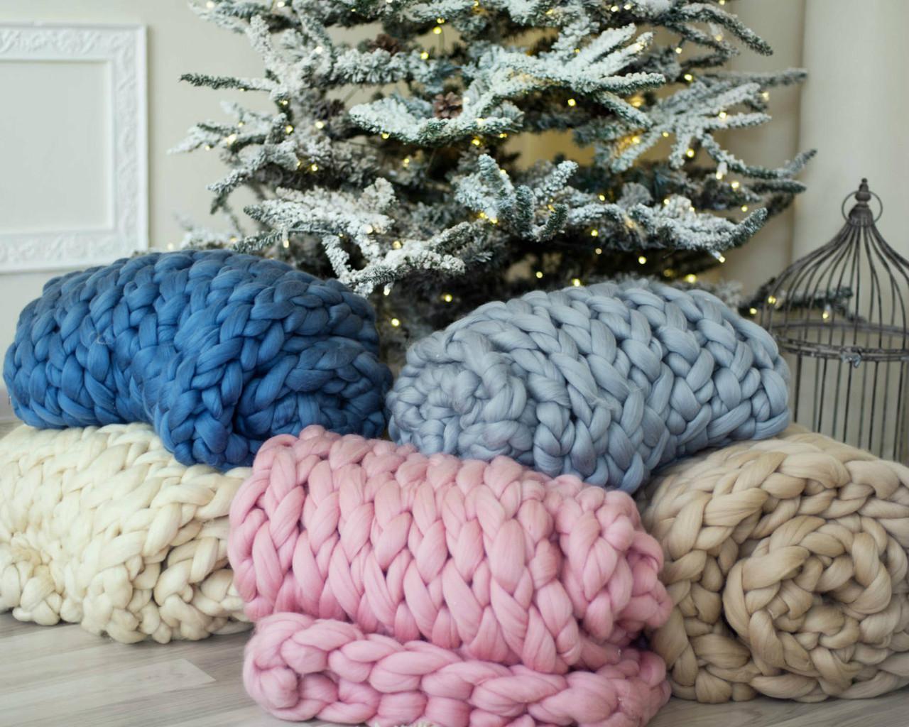 Chunky knit craft ideas
