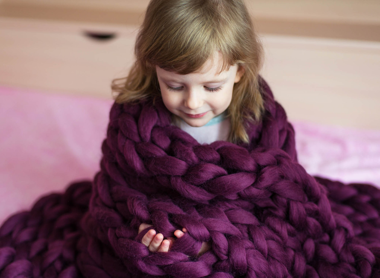 Merino wool products are the best year round gifts for kids!