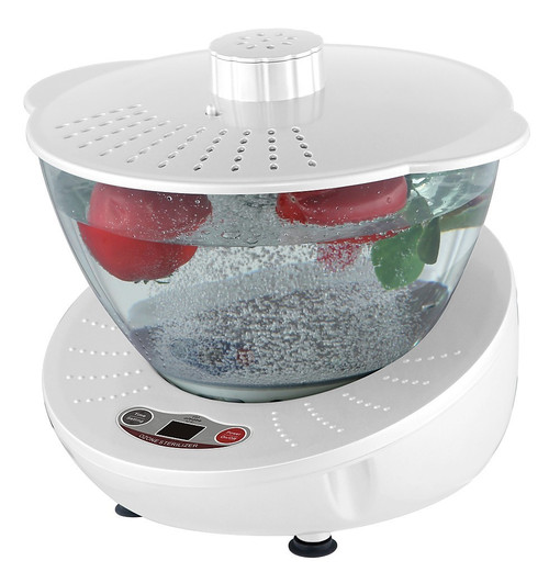 Replacement Bowl for the O3 PURE Elite 50 KT ozone fruit and vegetable washer