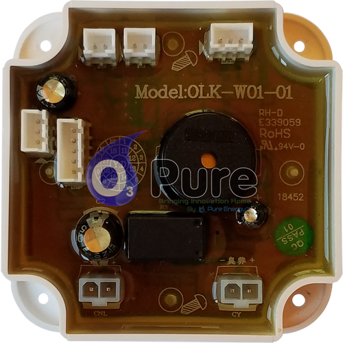 Potted PC Control Board for Eco Laundry Systems G1 and G2