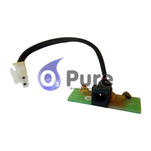 Power Input for O3 PURE Ozone Laundry Systems