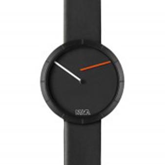 Nava Tempo Libero Watch, 42mm Black