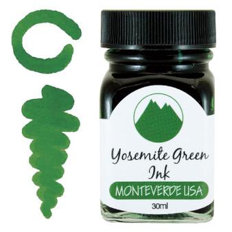 Monteverde USA® Core Yosemite Green 30ml Fountain Pen Ink Bottle