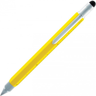 Monteverde USA® Tool Pen™  0.9 mm Pencil, Yellow
