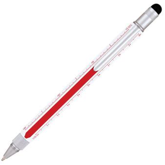 Monteverde USA® Tool Pen Edge™ Ballpoint Red