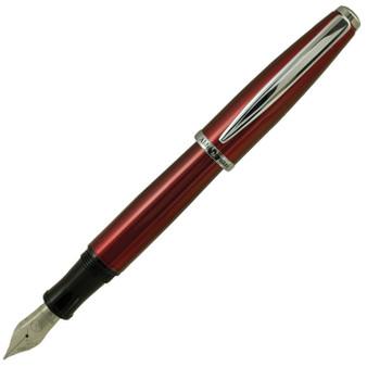 Monteverde USA Aldo Domani Fountain Pen Red