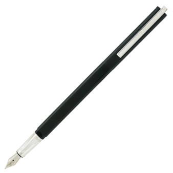 Monteverde USA® Cube Black Matte Fountain Pen