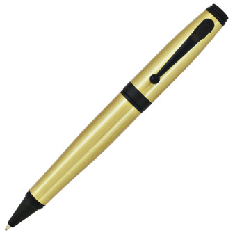 Monteverde USA Invincia Solid Brass Ballpoint Pen