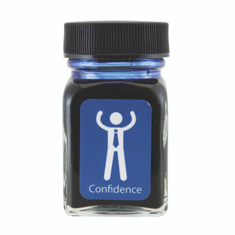 Monteverde USA® 30ml Emotions Fountain Pen  Confidence Blue Ink Bottle