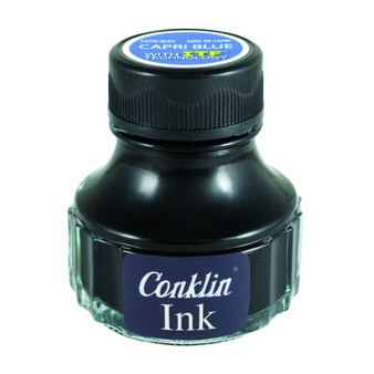 Conklin Ink Bottle 90ml Capri Blue