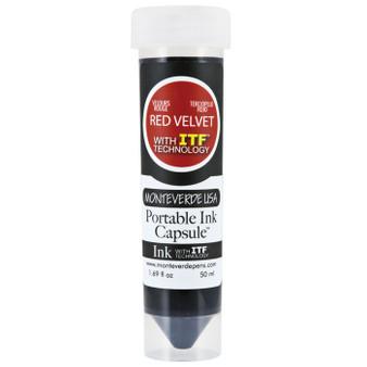 Monteverde USA® 50ml Ink  Core Red Velvet